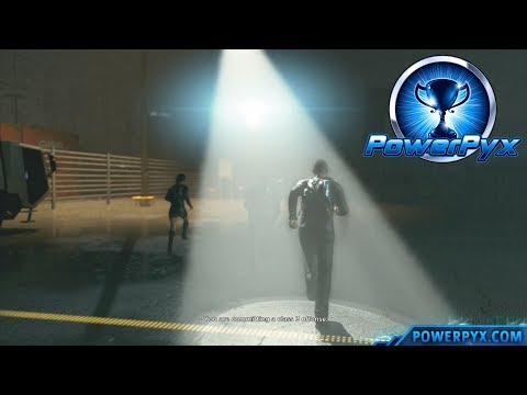 Detroit Become Human - JERICHO'S HERO Trophy Guide (Markus finds all Spare Parts)