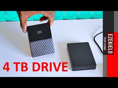 Best Budget 4 TeraByte External Hard Drive?