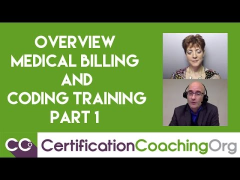 Medical Billing and Coding Training Overview CCO (Part 1)