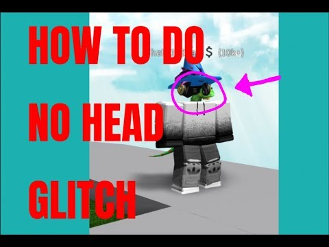 NO HEAD GLITCH IN ROBLOX! (WORKS IN ANY GAME)