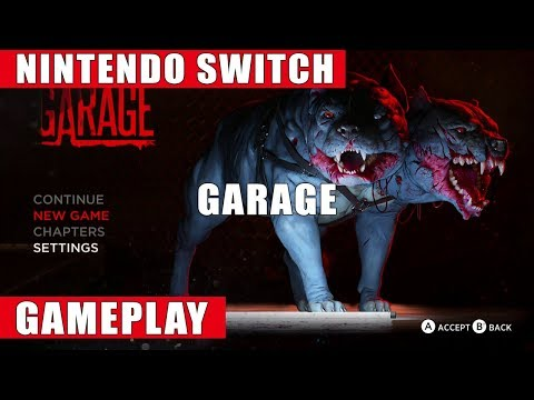 Garage Nintendo Switch Gameplay