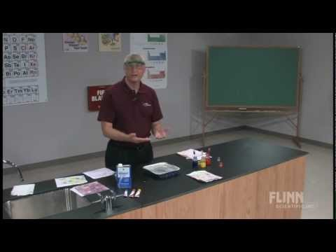 Marbling Paper with Oil Paints | Teaching Chemistry