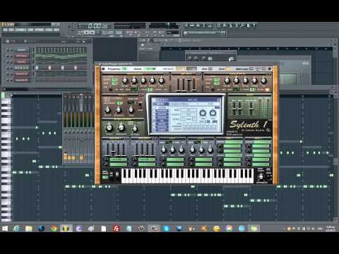 How to make an Uplifting Trance melody in FL Studio + .flp