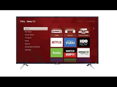 TCL 55US5800 55-Inch 4K Ultra HD Roku Smart LED TV (2016 Model) Review