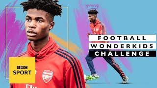 Meet Arsenal Academy's goal machine Kieran Petrie | WONDERKIDS | BBC Sport