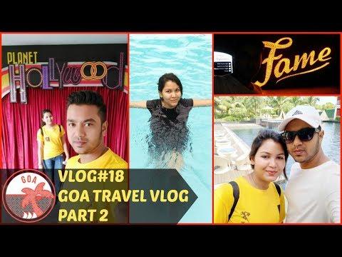 GOAVLOG/ VLOG#18 PART-2 /FUN /GAME PLAY /INDIANGIRLCHANNEL TRISHA