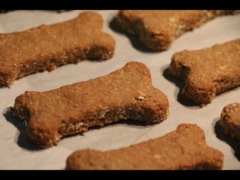 Elsa's PB & PBanana Dog Biscuits Short
