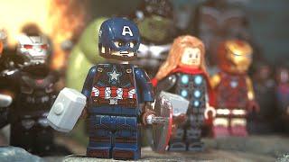 Download LEGO Avengers Endgame Final Battle Part 1 - 5 Avengers VS Thanos Army Video