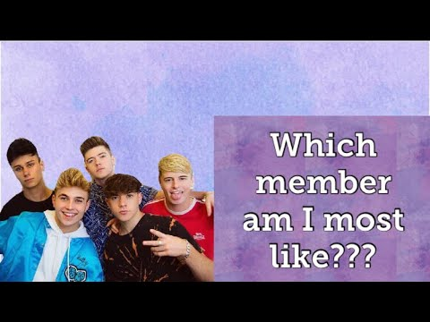 Which member of road trip am I? (Doing an online quiz thingy woooo)