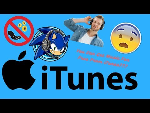 How To Get Free Music Into Your iTunes (TUTORIAL)