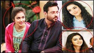Aamir Liaquat Second wife Tuba Anwar Unseen Pictures - 2019