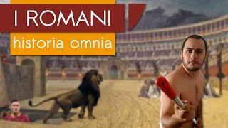 STORIA ROMANA - dalla fondazione di Roma alla nascita dell