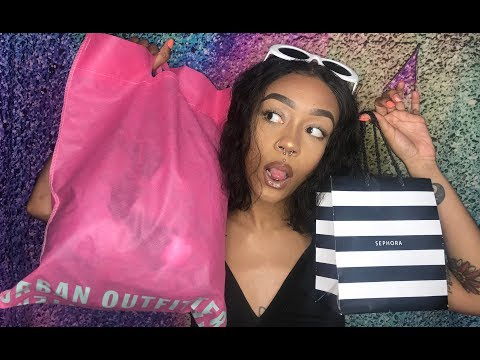 SEPHORA, URBAN OUTFITTERS & MORE TRY ON HAUL!