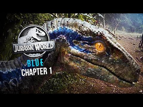 MEETING BLUE ON ISLA NUBLAR | Jurassic World: Blue Virtual Reality (Chapter 1)