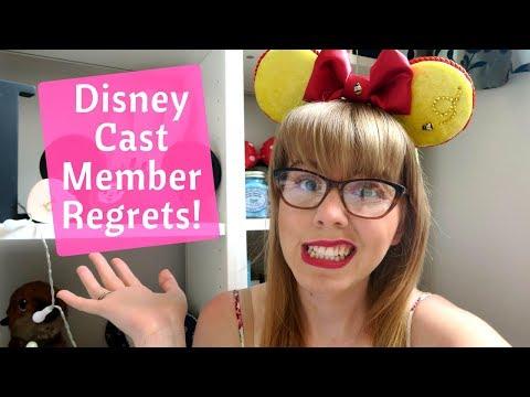 Cast Member Regrets | Disney Cultural Exchange Program
