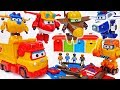 Lets Build A Playground To Children Super Wings Build It Buddies ToyMartTV