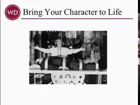 PREVIEW - Create Characters That Propel Your Novel to the Bestseller List