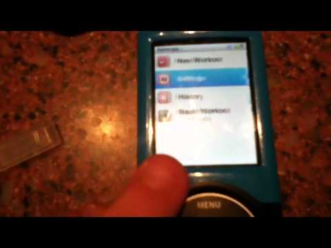 Unboxing and review of the Nike+iPod (for the Nano)