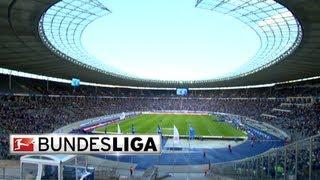 My Stadium: Olympiastadion - Hertha Berlin