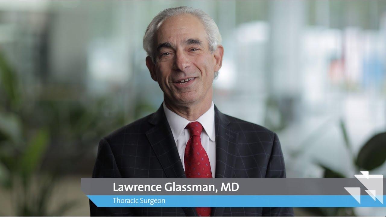 Dr. Lawrence Glassman - Thoracic Surgeon at Northwell Health