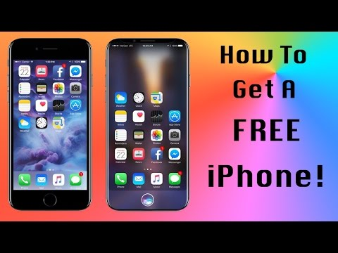 How To Get A Free iPhone - NO CONTRACT - 100% LEGAL