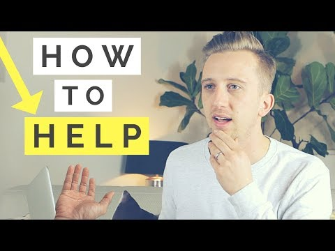 How To Help Someone With Depression... (My Personal Experience)