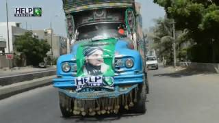 Water Shortage Relief Operation - Karachi