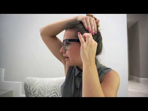 How to adjust your glasses and sunglasses