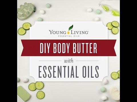 DIY Homemade Body Butter Recipe
