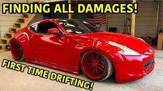Auction Drift Car Is An Easy Fix!!!