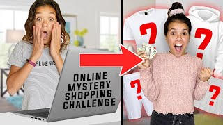 MYSTERY Online SHOPPING Challenge
