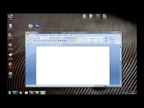 Free Full Microsoft Word 2007