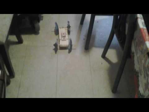 Mouse trap car!!