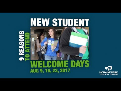 9 Reasons to Attend New Student Welcome Days at MPTC