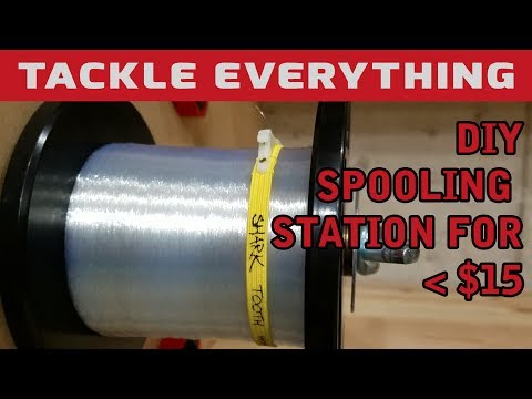 Make Your Own Spooling Station For $15