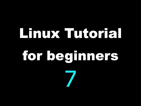 Linux Tutorial for Beginners - 7 - Copy move and rename files