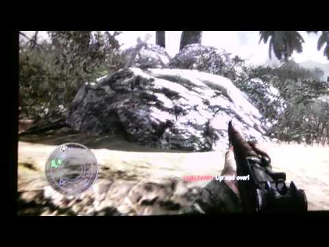 how to get a ray gun in cod 5 little resistance ps3