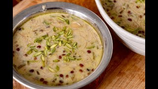 Sheer Khurma Recipe in Hindi | शीर खुरमा बनाने का तरीका | Eid 2017 Special | Sheer Khorma Recipe