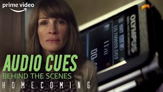 Homecoming - X-Ray Behind the Scenes Ep. 8: Audio Cues | Prime Video