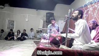 sangathi jagar khoaaik brahui song in Asif wedding singer Mohammad Hayat