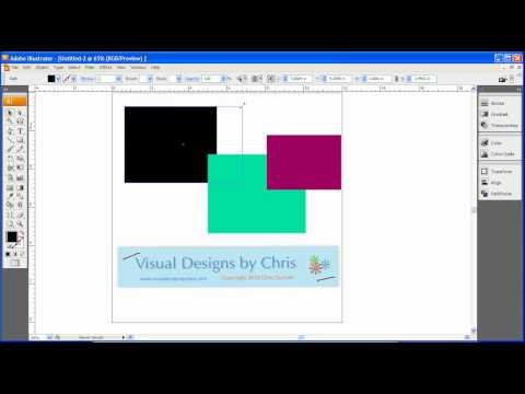 Size Measurements in Adobe Illustrator