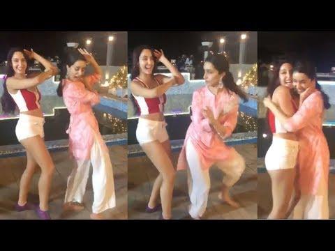 Xxx Mp4 Shraddha Kapoor S FUNNY Dance With Dilbar Girl Norah Fatehi On Sets Of ABCD 3 3gp Sex
