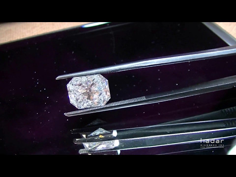 Clarity Enhanced Diamond Sale |  4.21 ct Radiant Cut Diamond