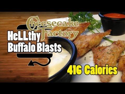 Cheesecake Factory Buffalo Blasts Appetizer