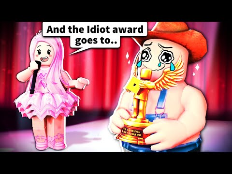 ROBLOX PUT ME IN THE BLOXYS AWARDS...