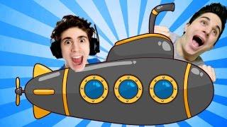 IMMERGERSI NEGLI ABISSI! (Nel Sottomarino con Anima)