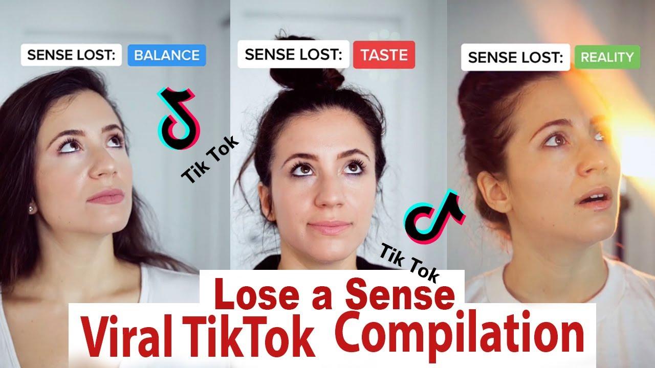 "TIKTOK POV ""Lose a Sense"" VIRAL COMPILATION ELIANA GHEN"