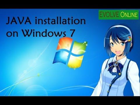 Java Installation on Windows