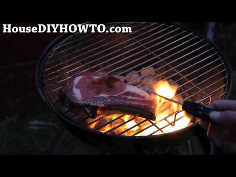 How to Grill Juicy Medium Rare Steaks!
