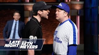 Seth Gets Ejected from the Show